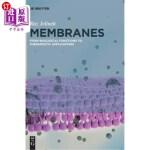 【中商海外直订】Membranes: From Biological Functions to Therapeutic