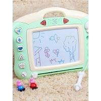 1-3岁宝宝家用套装大号磁力早教写字板儿童画板磁性彩色涂鸦板