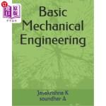 【中商海外直订】Basic Mechanical Engineering