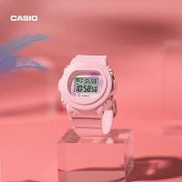 BABY-Gx百醇礼盒卡西欧手表女潮流防水卡西欧官网官方