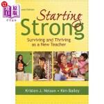 【中商海外直订】Starting Strong: Surviving and Thriving as a New Te