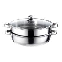 赛岙 金典双层汤蒸锅 一锅多用 全能兼容