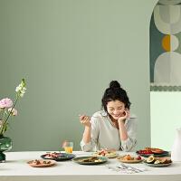【一口价】 幻想家・装点你的ins风餐桌 西式莫兰迪餐盘