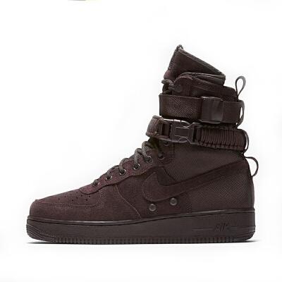 Nike/耐克  864024 男子运动靴 空军1号高帮休闲运动靴  Nike SF Air Force 1