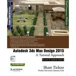 【预订】Autodesk 3ds Max Design 2015: A Tutorial Approach