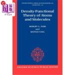 【中商海外直订】Density-Functional Theory of Atoms and Molecules