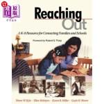 【中商海外直订】Reaching Out: A K-8 Resource for Connecting Familie
