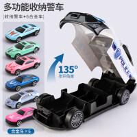 儿童玩具车模型合金车小汽车套装带音乐男童1-3-6岁男孩子5