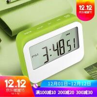 计时器提醒器学生用高考时间管理器考研厨房定时器闹钟静音番茄钟