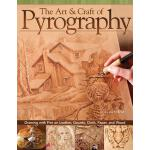 【预订】The Art & Craft of Pyrography: Drawing with Fire on Lea