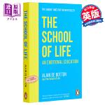 【中商原版】The School of Life:An Emotional Education 英文原版 学校生活 情