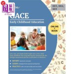 【中商海外直订】GACE Early Childhood Education (001, 002; 501) Exam