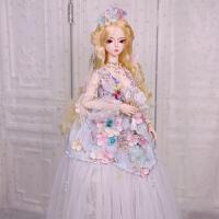 德必胜梦童话 3分古装芭比娃娃衣服60厘米BJD娃娃换装衣服定制 嘟嘟猪猪 娃娃衣服 适合梦童话3分娃(只有衣服)