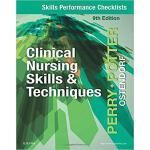 【预订】Skills Performance Checklists for Clinical Nursing Skil