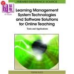 【中商海外直订】Learning Management System Technologies and Softwar