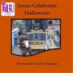 【中商海外直订】James Celebrates Halloween