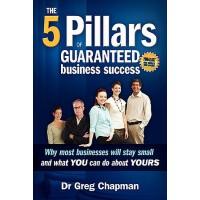 【预订】The Five Pillars of Guaranteed Business Success: Why Mo