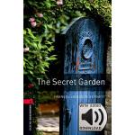 Oxford Bookworms Library: Level 3: The Secret Garden MP3 Pa