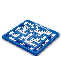 TG教室 儿童益智早教数字游戏 九宫格桌面数独游戏sudoku玩具