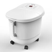 泰昌泡脚桶足浴盆全自动洗脚盆电动按摩加热家用小型恒温过小腿深