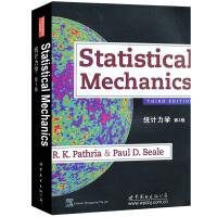 北京世图:统计力学 第3版
