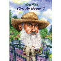Who Was Claude Monet? 漫画名人传记:克劳德�q莫奈 ISBN9780448449852