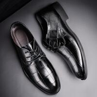 承发 正装商务休闲男士皮鞋子上班工作结婚时尚耐磨 36911