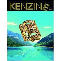 Kenzine: Volume Vol 4卫生纸+高田贤三:Vol 4摄影艺术图书