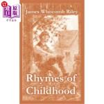 【中商海外直订】Rhymes of Childhood