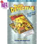 【中商海外直订】Super-Detective Flip Book: Two Complete Novels
