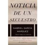 西班牙语原版 马尔克斯:一起连环绑架案的新闻 Gabriel García Márquez: Noticia de u