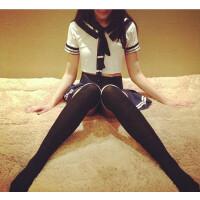 情趣内衣清纯学生装水手性感制服丝袜套装空姐女警短裙