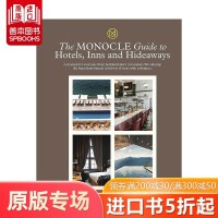 包邮【The Monocle Guide to】Hotels, Inns and Hideaways,【Monocle指南】酒店,旅馆和世外桃源