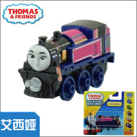 托马斯和朋友托马斯小火车玩具轨道合金车模培西亨利高登多款可连接BHR64