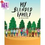 【中商海外直订】My Blended Family