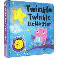英文进口原版 Song Sounds Twinkle Twinkle Little Star 一闪一闪亮晶晶 欧美经典