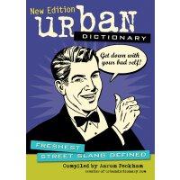 英文原版 城市词典 俚语词典 Urban Dictionary: Freshest Street Slang Defi