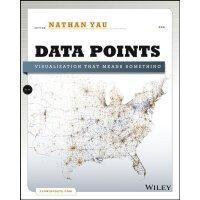 英文原版 数据之美:一本书学会可视化设计 Data Points: Visualization That Means