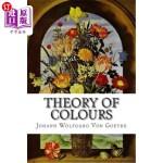 【中商海外直订】Theory of Colours