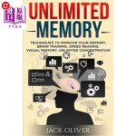 【中商海外直订】Unlimited Memory: Techniques to Improve Your Memory