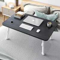床上书桌可升降学习桌学生宿舍神器电脑桌懒人折叠寝室家用小桌子