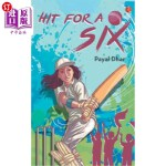 【中商海外直订】Hit for a Six