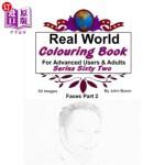 【中商海外直订】Real World Colouring Books Series 62