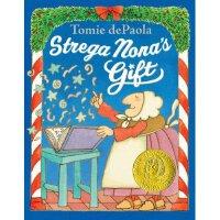 Strega Nona's Gift [Hardcover] 巫婆奶奶的礼物(精装)ISBN 978039925649