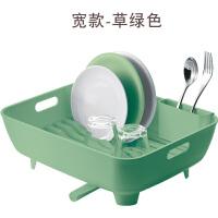 日本进口厨房碗架沥水架滤水篮置物架碗碟筷餐具碗筷收纳架