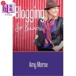 【中商海外直订】Blogging for Business