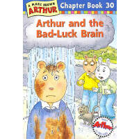 Arthur and the Bad-Luck Brain(Chapter Book 30)亚瑟小子的坏运气 ISBN