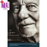 【中商海外直订】John Gielgud: The Authorized Biography