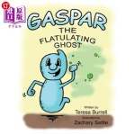 【中商海外直订】Gaspar, The Flatulating Ghost