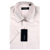 雅戈尔旗舰店男衬衣夏款正装全棉免烫DP短袖衬衫系列专柜正品